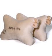 Personalized Dog Bone Pillow