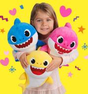 Baby Shark Dolls Plush Toys For Children