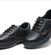 Antiskid and wear-resistant safety protection of Baotou working shoes safety shoes in summer
