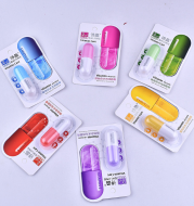 Vitamin water hydrating moisturizing lip balm