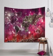 Wall decoration net red layout room bedroom hang cloth dormitory Nordic wind tapestry