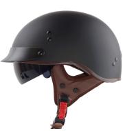 TORC motorcycle helmet men and women Harley half helmet summer Prince helmet personality fashion couple helmet
