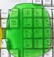 Universal Keyboard Cleaning Glue