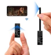 Wireless wifi camera module
