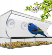 New acrylic feeder