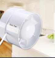 Laofang exhaust fan 4-inch exhaust fan moxib simulates exhaust fan with 100mm silent pressure