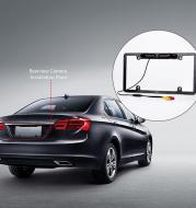 License Plate Frame Car Reversing Night Vision Camera