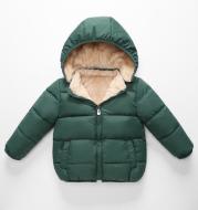 Children's lambskin coat