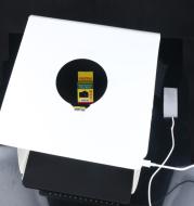 30cm Studio LED small studio soft light box Taobao products photo photography light box props equipment