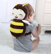 Baby toddler head pillow Child protection baby head protection pad Cute angel wings