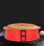 Silicone cake mold round cake mold