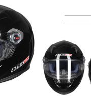 Motorcycle Crew Helmet