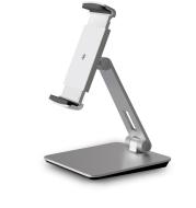 Desktop phone tablet holder