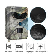 2021 new JPEG Trail Wildlife Camera 20MP 1080P Night Vision Cellular Mobile Hunting Cameras IP65 Wireless Photo Trap