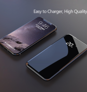 Wireless charging treasure mobile power