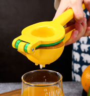Stainless Steel Clip Manual Juicer Fruit Squeezer