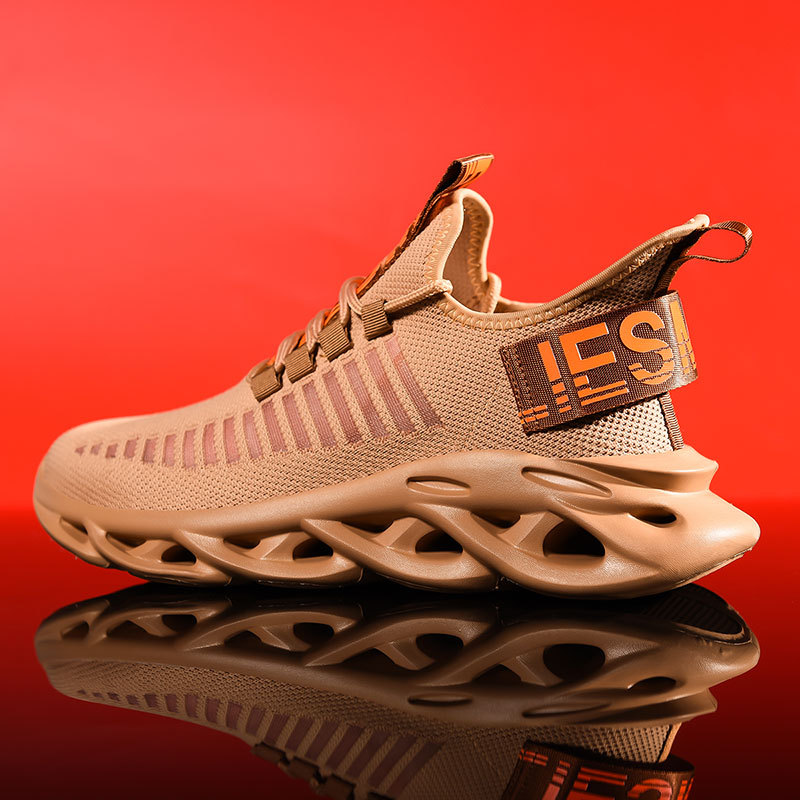 4179194702723 Flying woven mesh shoes
