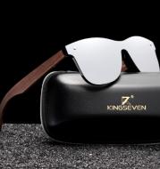 Brown sunglasses polarized lens design
