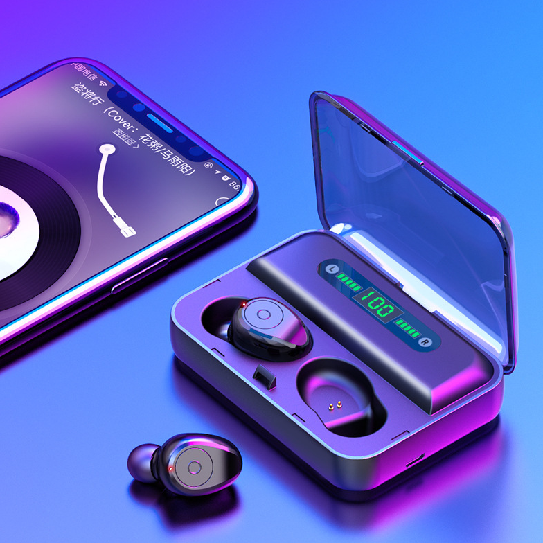 Phone - Binaural Movement Bluetooth Headset