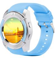 Full round screen smart watch sedentary sleep monitoring