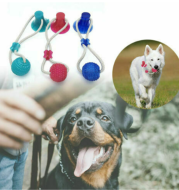 Dog Biting Sucker Multifunction Pet Molar Bite Toy