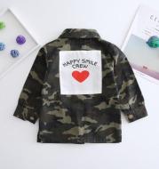 Children Camouflage Jacket
