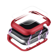 Magnetic metal iwatch case