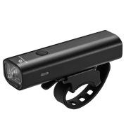 Bicycle light headlights night riding glare flashlight USB charging