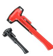 Window breaker safety hammer