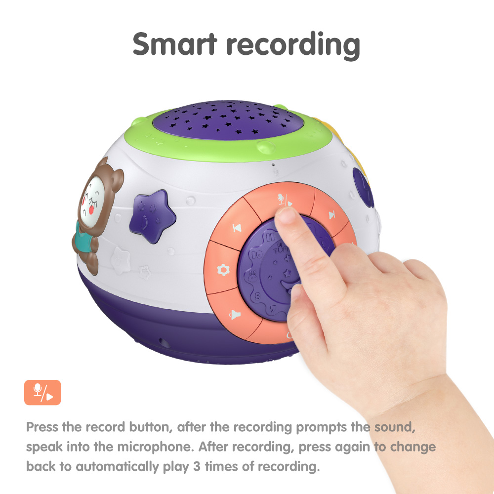 Music hypnosis; light projection; animal sound; recording playback