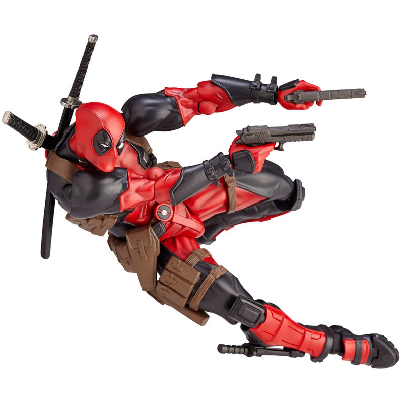 deadpool action figure 6 inch