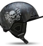 Sports head gear ski helmet