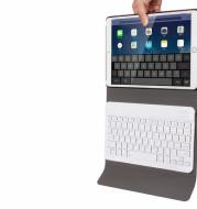 10.2 inch ultra-thin split Bluetooth keyboard case