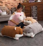 Cute Hamster Pillow