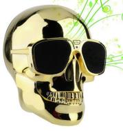 SKULL Wireless Bluetooth Speaker Sunglass Skull Speaker Mobile Subwoofer Multipurpose Speaker Dropshipping