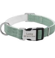 Dog Tag Custom Dog Collar