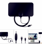 Digital HD Indoor TV Antenna - 980 Miles