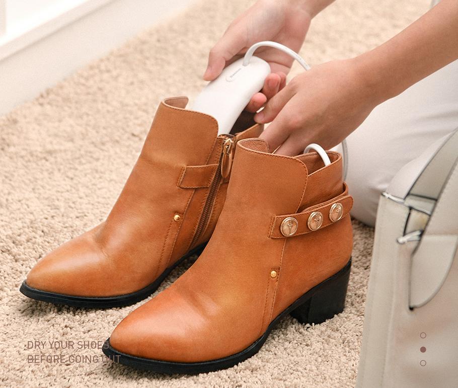 shoe heater