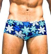 New Men Swimwear Swimwear Swimming Boxer Trunks