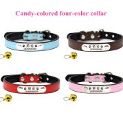 Anti-lost Custom Dog Collar Cat Collar