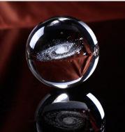 Custom glass ball home decoration crystal ball decoration