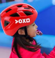 Children's helmet equipment