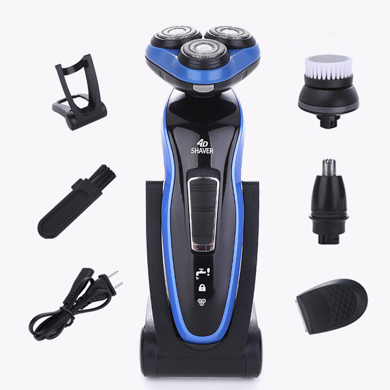 Electronics - Rechargeable 4 In 1 Electric Shaver