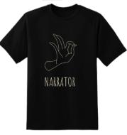 men's T shirt for custom design