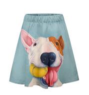 3D Women Fashion Skirt Streetwear Short Skirts Girls Casual Trendy
