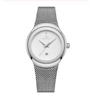 Mesh Small Dial Quartz Watch