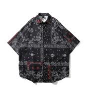 Cashew Blossom Japanese Harajuku Style Shirt