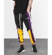 Retro track pants casual pants