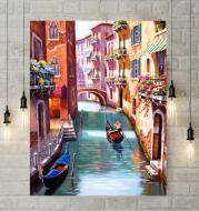5D Diamond Painting - Venice Paintings