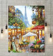 Eiffel Tower Diamond Painting